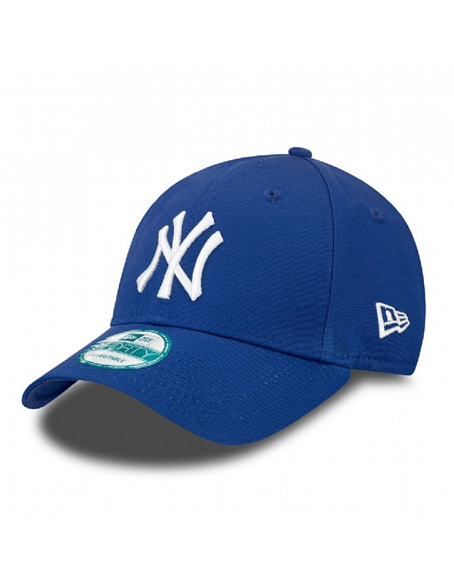 New Era 9Forty Curved cap (940) NY New York Yankees - royal