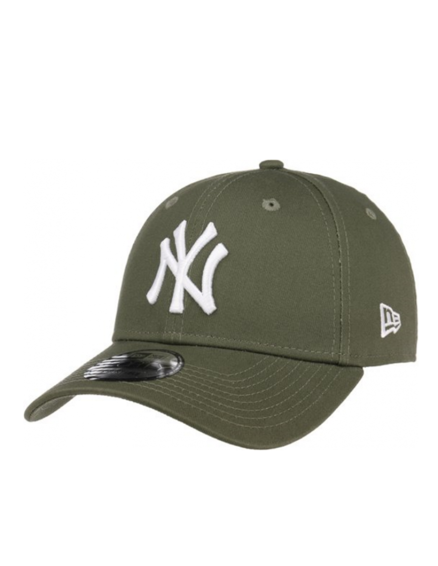New Era 9Forty Curved cap (940) NY Yankees - Olive