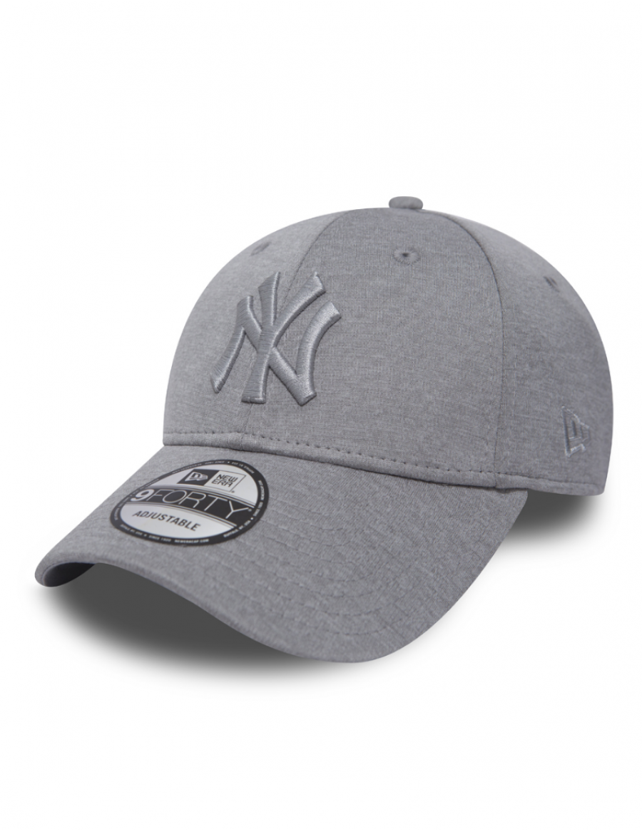New Era 9Forty Jersey Heather (940) New York Yankees Gray