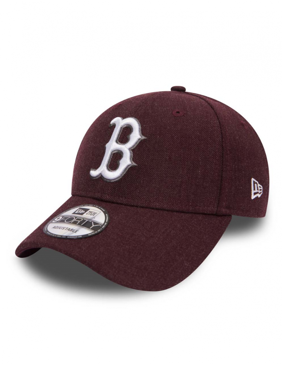 New Era 9Forty Seasonal (940) Boston Red Sox Maroon