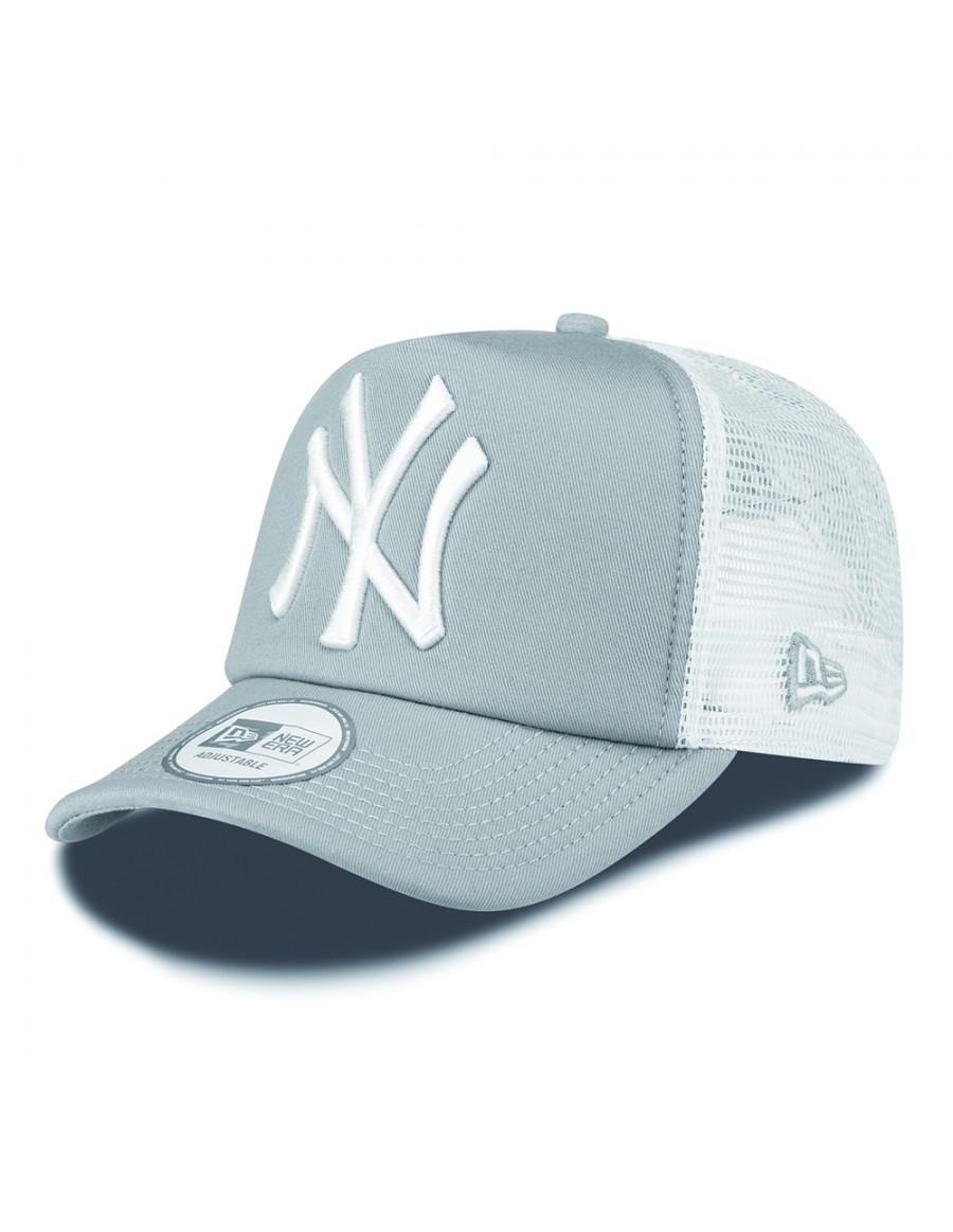 New Era Trucker cap NY New York Yankees - grey