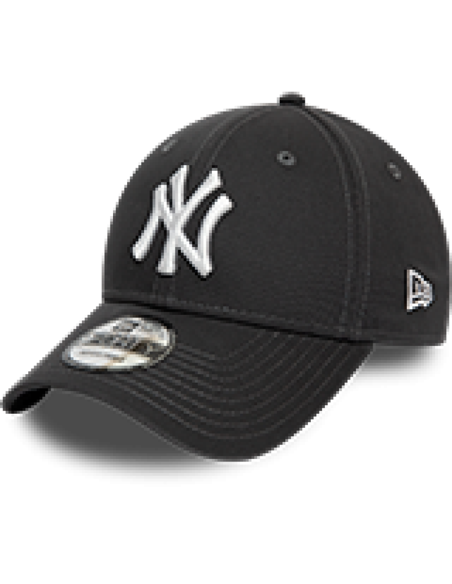 New Era 9Forty League Essential (940) NY Yankees - Grey