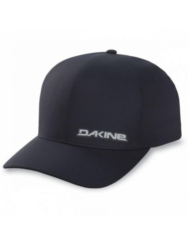 Dakine Delta Rail Flexfit Cap - Black