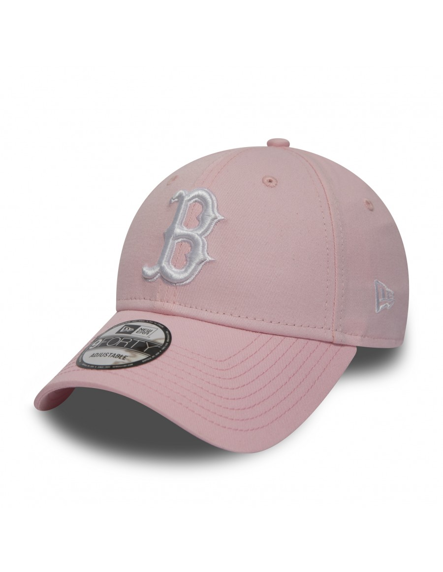 New Era 9Forty Curved cap (940) Boston Red Sox - Pink