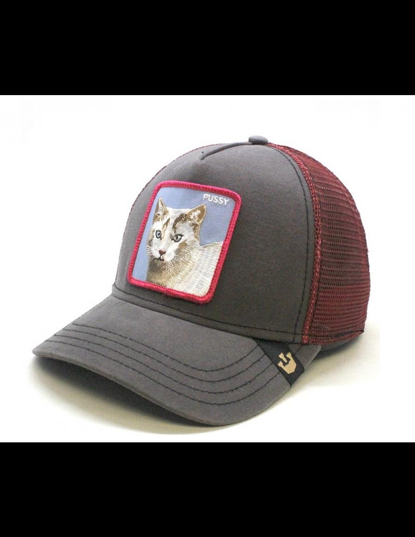 Goorin Bros. Whiskers Pussy Trucker cap