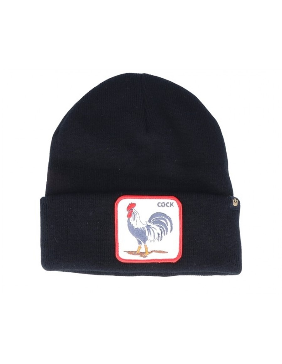 Goorin Bros. Winter Bird Beanie - Black