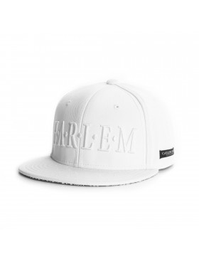 Cayler & Sons Black Label Harlem snapback white - Sale