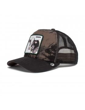 Goorin Bros. Make That Money Trucker cap - Olive