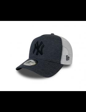 New Era Trucker Jersey Essential NY New York Yankees - Navy