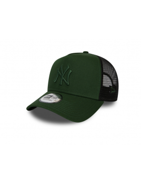 New Era Trucker cap NY New York Yankees - Moss Green