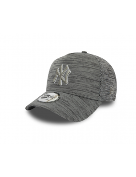 New Era Engineered Fit Trucker cap NY Yankees - Grey