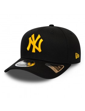 New Era 9Fifty Stretch Snap (950) NY Yankees - Black/Yellow