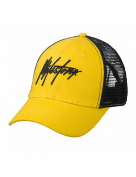 Milestone Relics Signature Trucker - Yellow