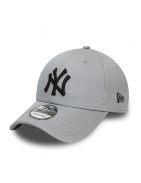 New Era 9Forty Colour Essential (940) NY Yankees - Gray