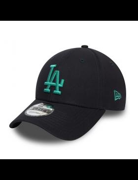 New Era 9Forty Colour Essential (940) LA Dodgers - Navy