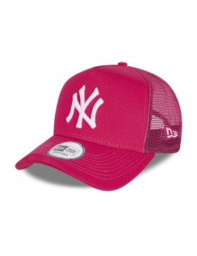New Era Tonal Mesh Trucker cap NY Yankees - Pink