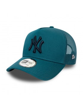 New Era League Essential Trucker cap NY Yankees - Blue
