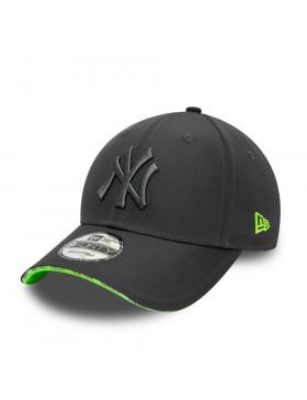 New Era 9Forty (940) Pipe Pop NY Yankees - Gray