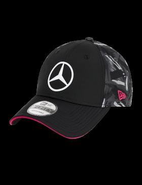 New Era 9Forty Replica AOP (940) Mercedes GP - Gray