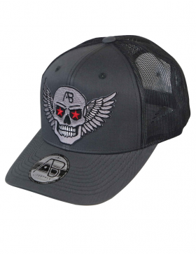 AB cap Retro Trucker - Airforce - dark steal