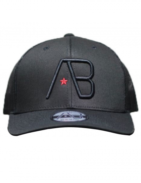 AB cap Retro Trucker - basic black