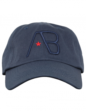 AB cap Twill Curved – Navy - Sale