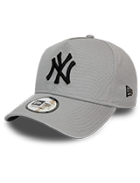 New Era League Essential AFrame NY Yankees - Grey