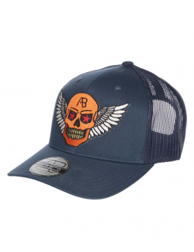 AB cap Retro Trucker - Airforce Navy