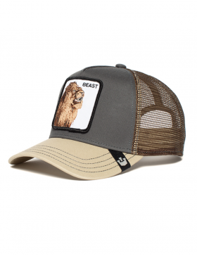 Goorin Bros. Beast Affair Trucker cap - Grey