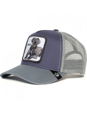 Goorin Bros. Big D Trucker cap - Grey