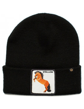 Goorin Bros. Big Horse Beanie - Black