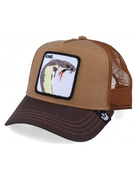 Goorin Bros. Biter Trucker cap - Brown