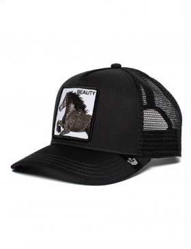 Goorin Bros. Black Beauty Trucker cap