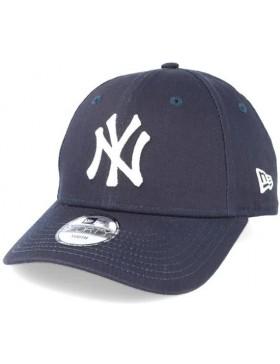 New Era 9Forty Curved cap (940) NY New York Yankees Kids - Navy