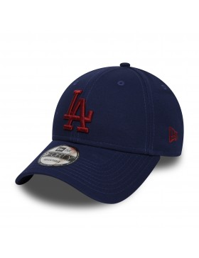 New Era 9Forty Curved cap (940) LA Dodgers - Blue/Red