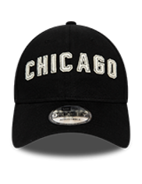New Era 9Forty (940) NBA Felt Script Chicago Bulls