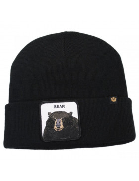 Goorin Bros. Cave Boy Beanie - Black