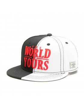 Cayler & Sons The world is Yours snapback cap