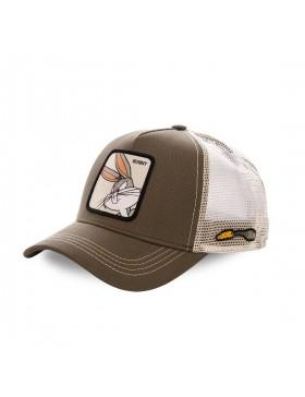 Capslab - Bugs Bunny Trucker cap - Green