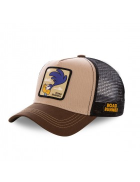 Capslab - Road Runner Trucker cap - Brown