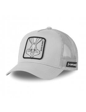 Capslab - Bugs Bunny Trucker cap - Gray