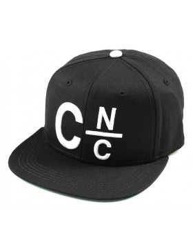 Crooks & Castles CNC snapback black