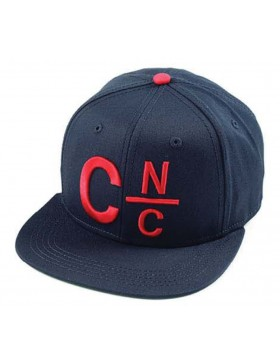 Crooks & Castles CNC snapback true navy
