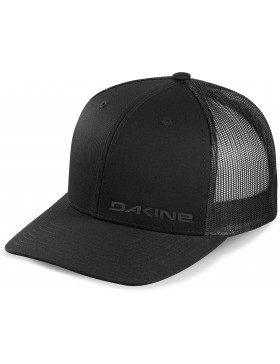 Dakine Rail trucker cap - black
