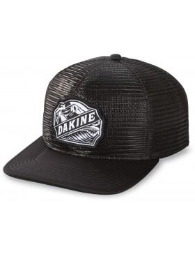 Dakine Twin Peaks Mesh trucker cap - black