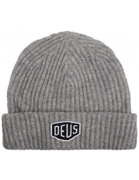 DEUS Shield Beanie - Charcoal