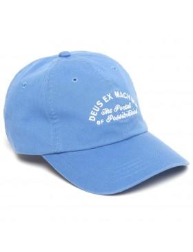 DEUS Curved Cap Locations - blue