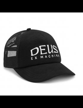 DEUS DL cap - Black