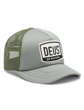 DEUS Moretown Trucker cap - Moss