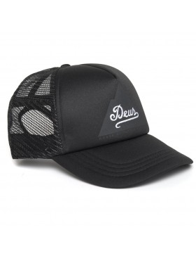 DEUS Peak Trucker pet - black
